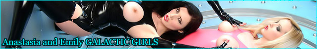 Galactic Girls - Alien Sex, SciFi Porn, Latex Girls!
